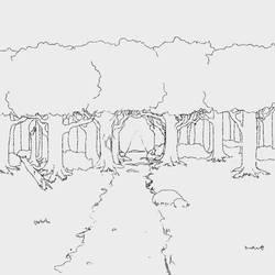 Umm.. Trees? by Deathmonkey7