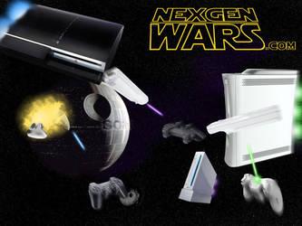 Next Generation Wars by Deathmonkey7