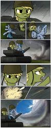 Tank Comic by icekatze