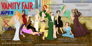Vanity Fair: X-Women by Lightengale