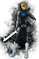 Dazzler: Agent of S.H.I.E.L.D. by Lightengale