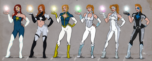 Dazzler Costume Parade by Lightengale