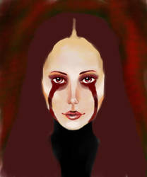 Witch by LadyZombiedraws