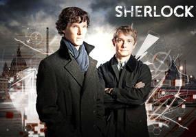 Sherlock Wallpaper by Randomforestlady