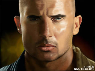 Dominic Purcell by FilosoficalForest