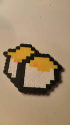 Sushi (perler beads) by coriek99