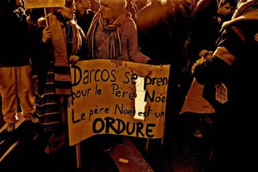 Students contestations by Citoyen-du-monde