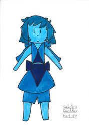 (SU) Lapis Lazuli Marker Sketch by SurfingTheSeaWorld