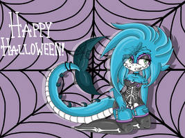 Happy Halloween! C: by AmaryIIis