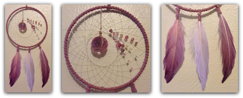 Amethyst Dreamcatcher 2 by Thia77