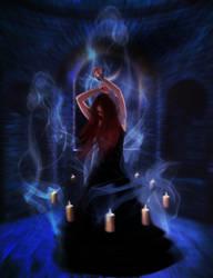 Dancing Incantation by felina222