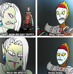 ghirahim and zant meme themselves by Zimandchowder4evr