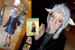 ~ Bellwether cosplay - Zootopia by Dragomyra