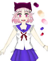 Yuki Takeya WIP by sariberrystar