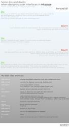inkscape tips by Scnd101