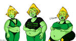 Peridot Weight Gain by ProfessorDoctorC