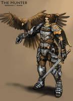 Hunter V.1 by mohzart