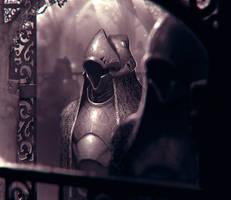 Garden of Knights by mohzart