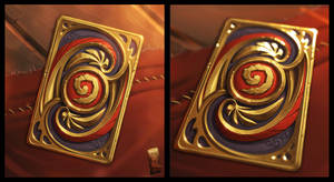 Honour card ADJUSTED by mohzart