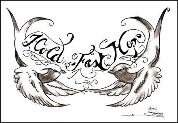 Hold Fast Hope by ZascaAwakening