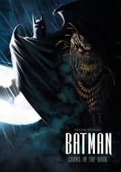 Batman/fan art by valiorea