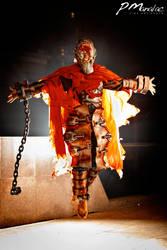 Deadman Wonderland by big-pao