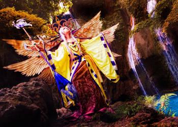 Final Fantasy: Emperor Mateus of Palamecia by big-pao