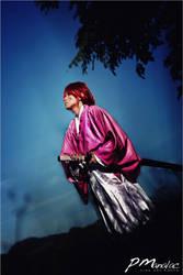 Kenshin Himura - Heart of Sword by big-pao