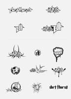 logo variations by thinkLuke