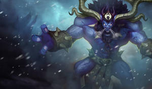 Unchained Alistar by RiotGamesINC