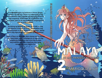 Commission: Malaya Book2 Cover by Suisaiga012