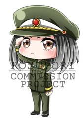 Chibi: General by Suisaiga012