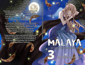 Commission: Malaya Book3 Cover by Suisaiga012