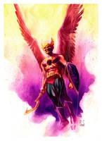 Twart - Hawkman by ronsalas