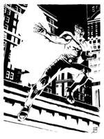 Robin - Jason Todd by ronsalas
