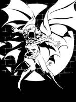 Batgirl by ronsalas