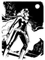 Batwoman by ronsalas