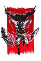 Batman Commission by deadlymike