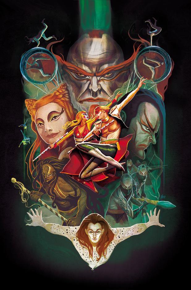 Ka Cirque Du Soleil: KA Cirque Du Soleil By Deadlymike On DeviantArt