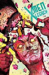 X-Men Legacy #4 by deadlymike