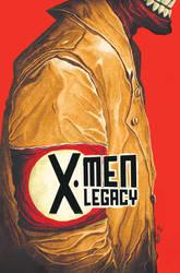 X-Men Legacy #12 by deadlymike