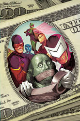 Superior Foes #3 by deadlymike