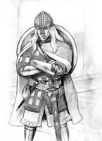 Man of Rohan by AbePapakhian