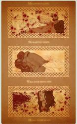 Oberyn/Ellaria: My Lover is Gone by SephyStabbity