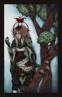 Traumfabel Wifan with Blood Moth by Mohn-Fuchs