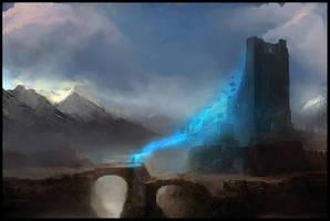 Castle Magic by Rene-w