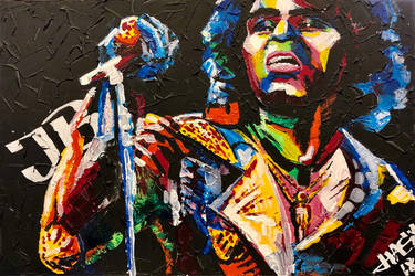James Brown by a-little-genius