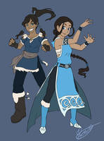 WIP Water Masters by BorieBorie