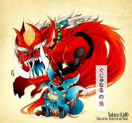 Gnar no Oni by KoSakura