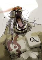 Orc by kaj18